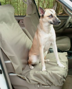 Bucket Car Seat Covers for Dogs