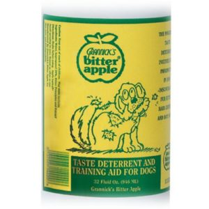 Bitter Apple Spray For Chewing Dogs